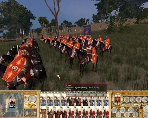 Rome Total War Лучшие Моды