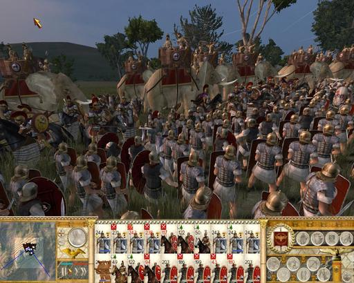 скачать мод на rome total war