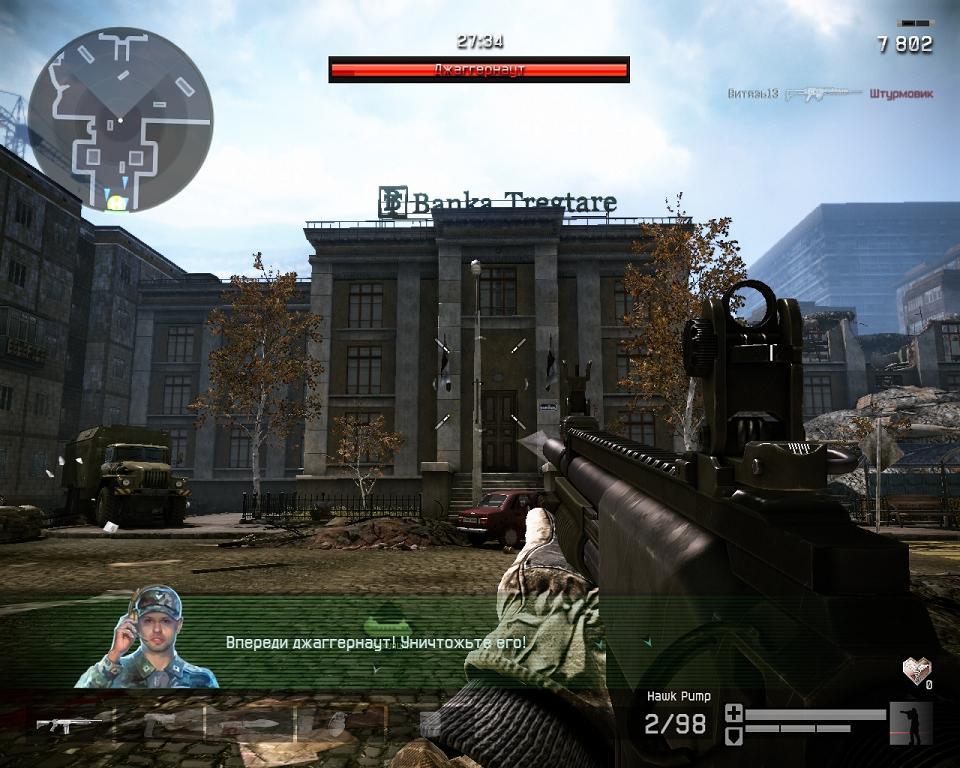 Warface ( 2012 / PC / RUS / RePack )
