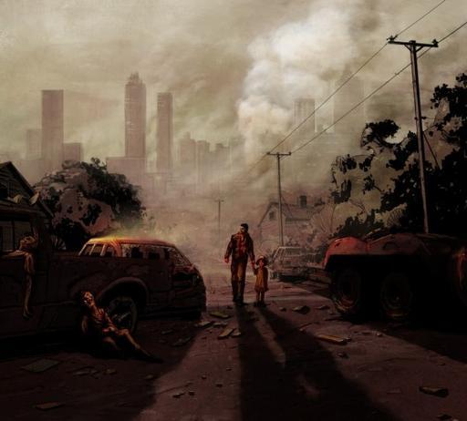 The Walking Dead - The Walking Dead. Подробности + предзаказ в Steam!