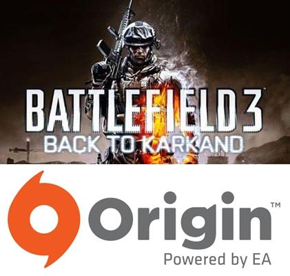 "Battlefield 3 - Лотерея с раздачей DLC ""Back to Karkand"" в Origin + немного Steam-халявы"