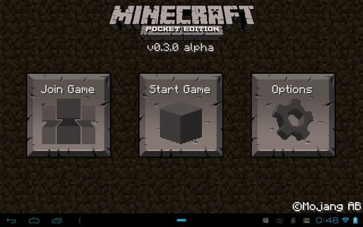 Minecraft - Minecraft pocket edition 0.3.0