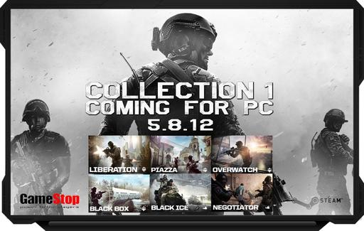 Call Of Duty: Modern Warfare 3 - Collection 1 для PC уже 08.05.12