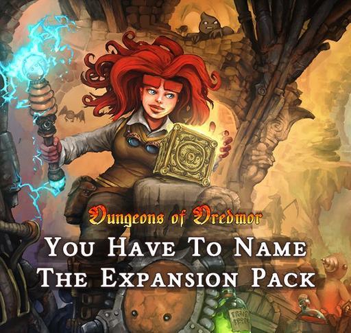 Dungeons of Dremor - «Вам нужно назвать этот DLC»