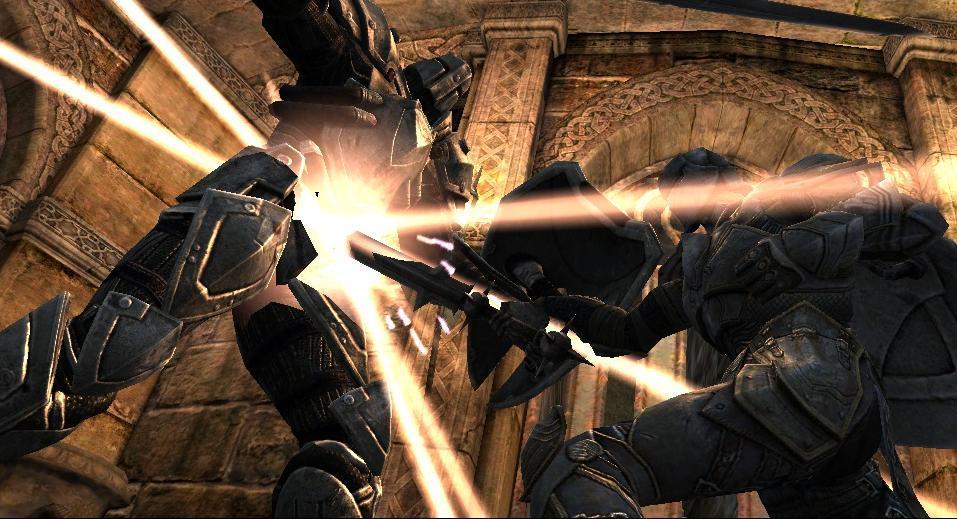 Сто раз погибну, но цели достигну  Обзор Infinity Blade II