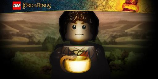 LEGO Lord of the Rings в разработке