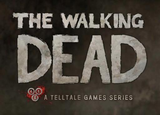 The Walking Dead - Отличный старт The Walking Dead: The Game - Episode 1