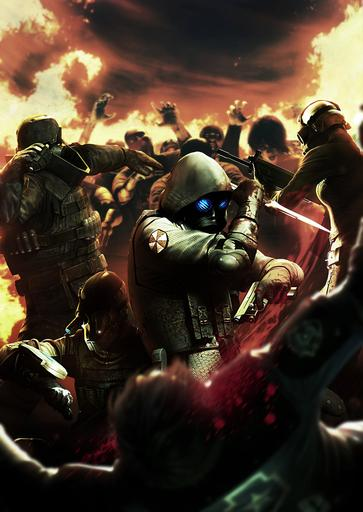 Resident Evil: Operation Raccoon City - Resident Evil.Operation Raccoon City Gameplay от Исkателя