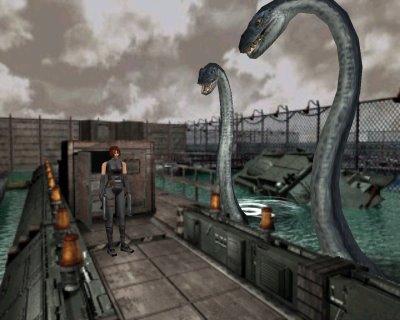 скачать игру Dino Crisis 1 через торрент на Pc - фото 11