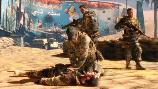 Spec Ops: The Line - Spec Ops: The Line - превью