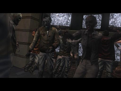 The Walking Dead - Медленной шаркающей походкой — обзор «The Walking Dead»