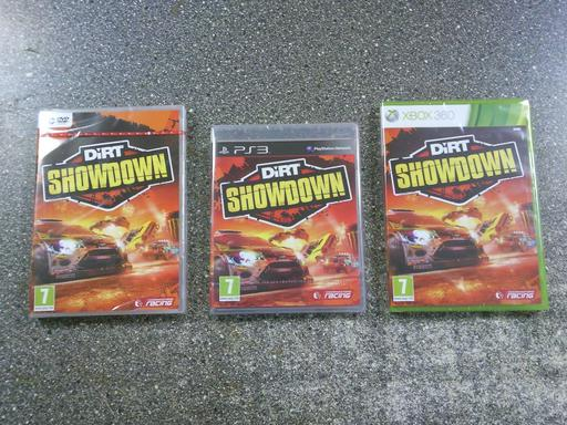Распаковка Dirt Showdown (PC-версия)