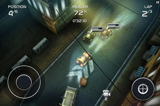 Death Rally - Большие успехи игры
