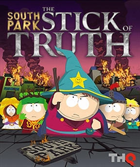 South Park: The Game - South Park: The Stick of Truth Trailer E3 2012
