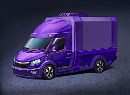 Real Race - Коммерческий транспорт