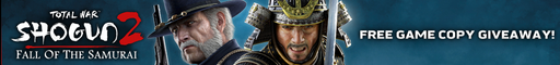 Цифровая дистрибуция - Халява от Alienware Arena - Total War: Shogun 2 - Fall Of The Samurai