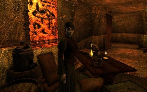 Elder Scrolls III: Morrowind, The - Из грязи в князи. Прохождение Великого Дома Хлаалу