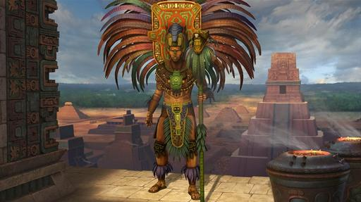 Превью Civilization V: Gods & Kings