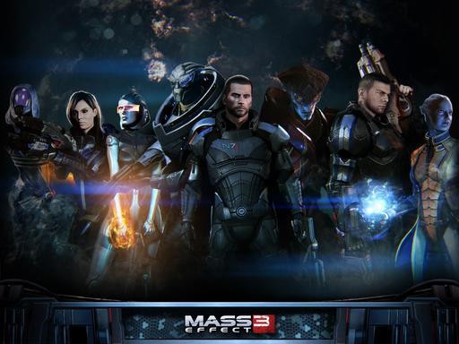 Mass Effect 3 - Частые вопросы о Mass Effect 3: Extended Cut