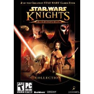 Star Wars: Knights of the Old Republic Collection.