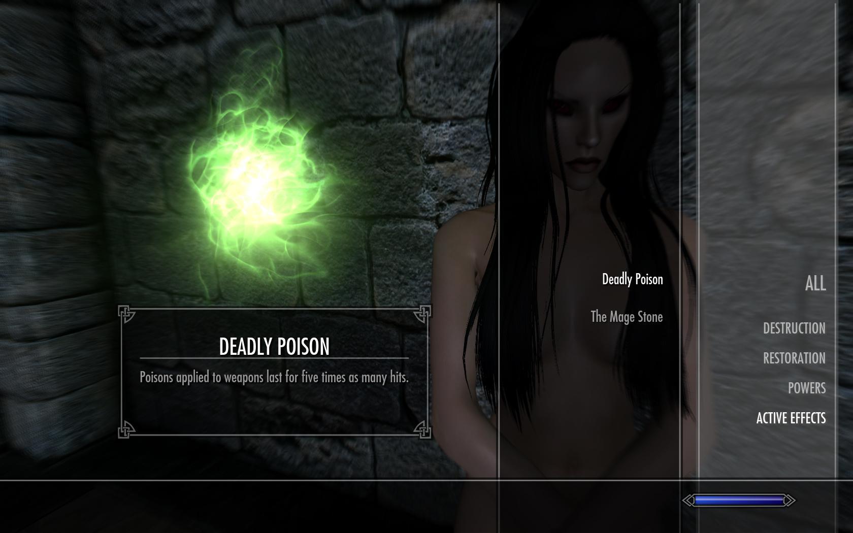 Новые расы для Skyrim