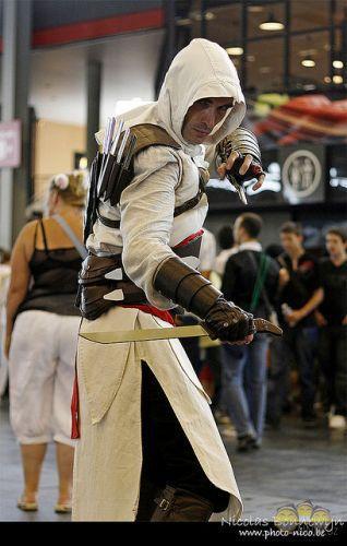 Assassin's Creed - Немного косплея