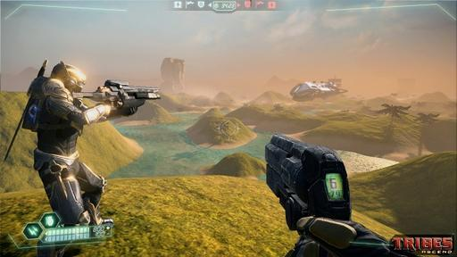 Рецензия на Tribes: Ascend