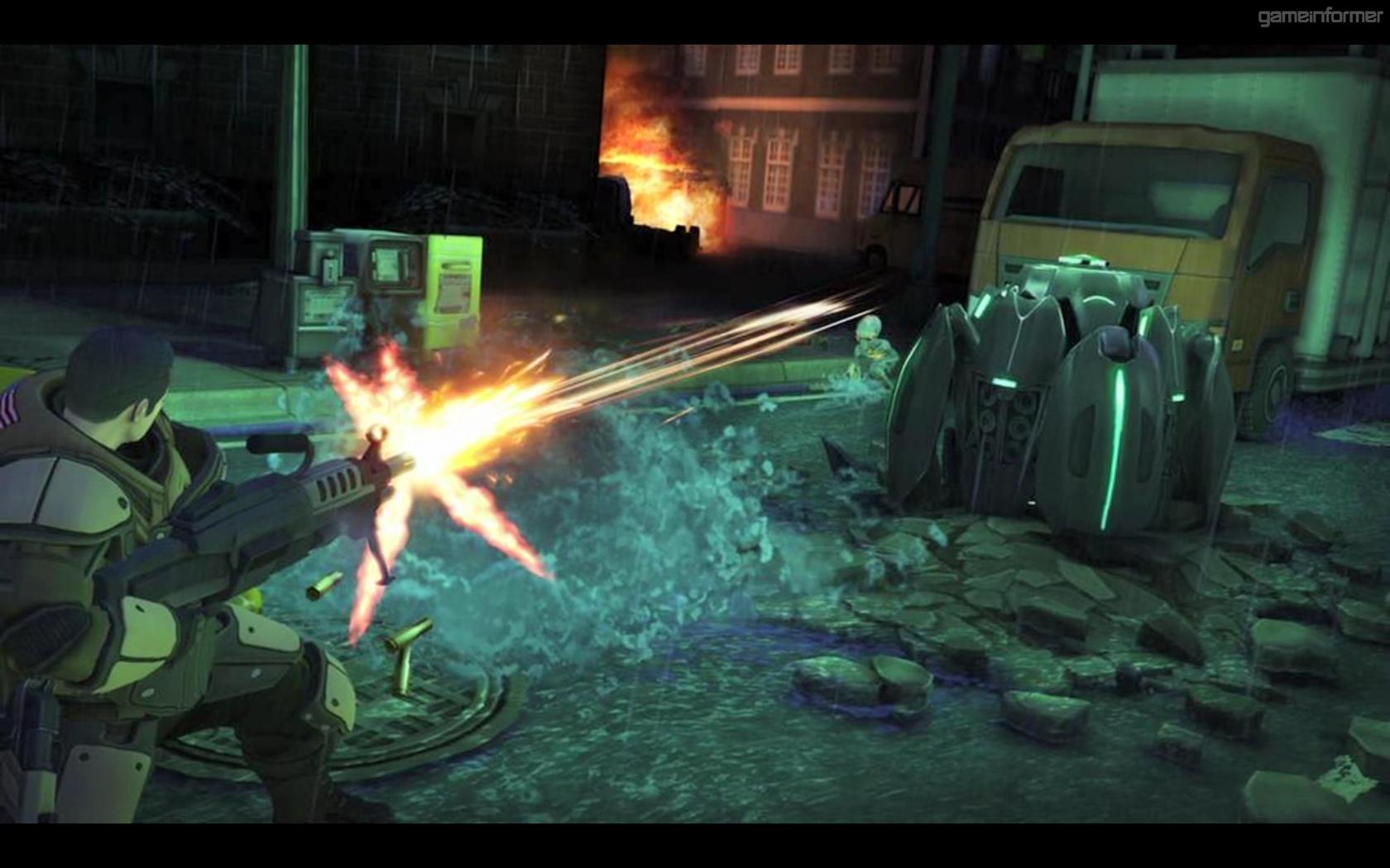 XCOM против X-COM. Будет ли оправдание надежды? — XCOM: Enemy ...