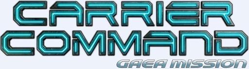 Carrier Command: Gaea Mission - Бука анонсирует издание Carrier Command: Gaea Mission в России!