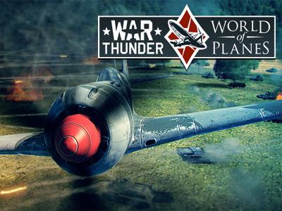 War Thunder: World of Planes (2012) PC