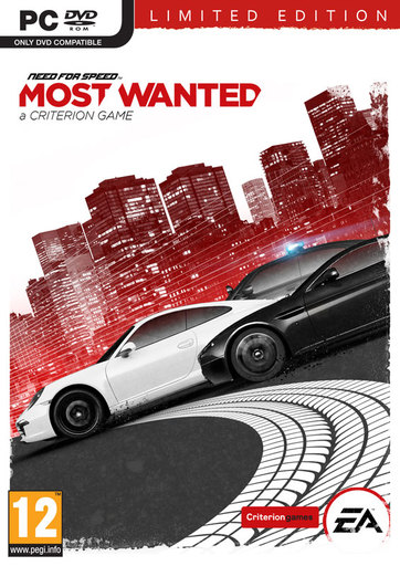 Need for Speed: Most Wanted 2 - Limited Edition и бонусы предзаказа