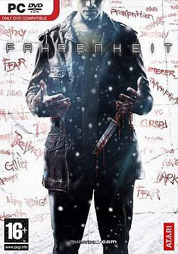 "Fahrenheit - ""Should Play This"" Fahrenheit (Indigo prophecy)"