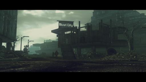 Fallout 3 - Поразительная графика с модом ENBSeries
