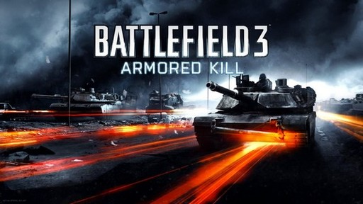 Battlefield 3 - Battlefield 3: Armored Kill - карта Alborz Mountain