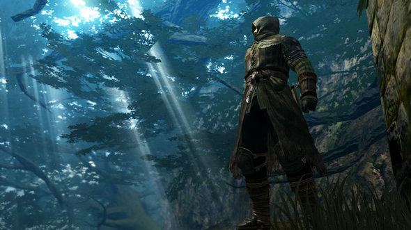 Dark Souls  One Shot Mage Build