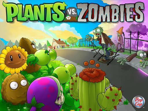 Plants vs. Zombies - Plants vs. Zombies™ for FREE!