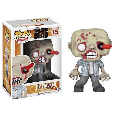 The Walking Dead - Фигурки, игрушки, статуэтки и еще много всего няшного )
