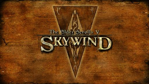 Elder Scrolls V: Skyrim, The - Вкусности Skywind'а. Выпуск 1