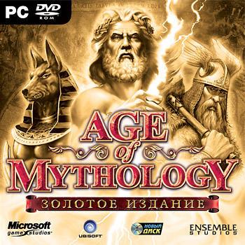 Age of Mythology - Age of Mythology - Золотое издание- описание