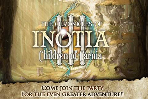 Inotia 3: Children of Carnia - Inotia 3:Children of Carnia