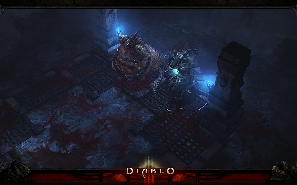 diablo iii infernal machine