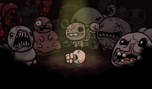 Binding of Isaac, The - The Binding of Isaac (Wrath of the Lamb)