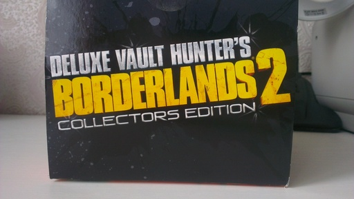Borderlands 2 - Фото-обзор Borderlands 2 Collector's Edition для PS3