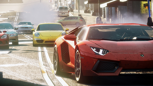 Need for Speed: Most Wanted 2 - Обзор игры Need For Speed Most Wanted 2012