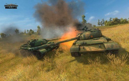 World of Tanks - Китайцы в 0.8.2