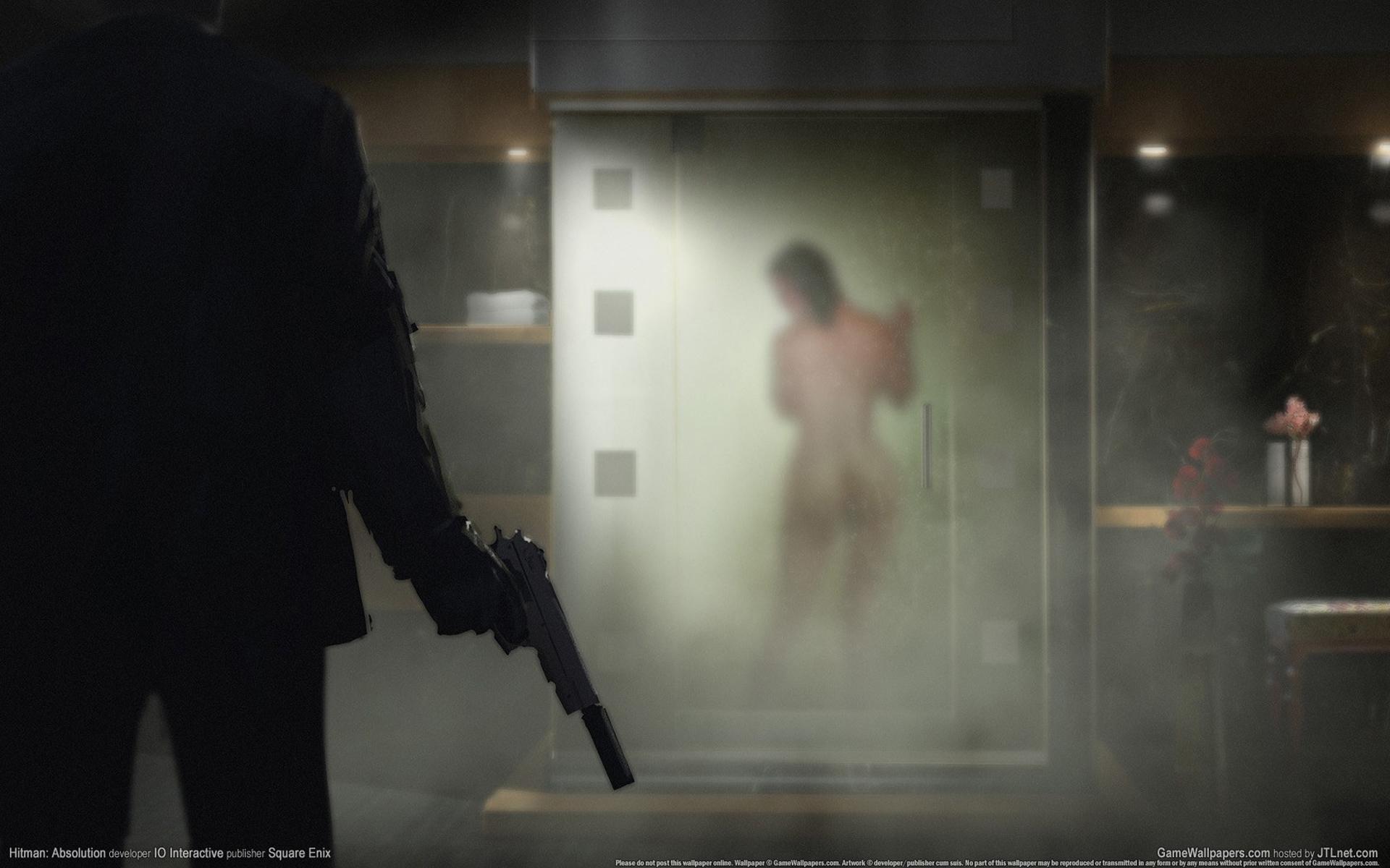 Hitman 2 movie porn wallpaper nude picture
