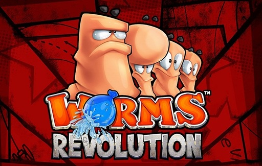 Worms: Revolution - Революция в действии.