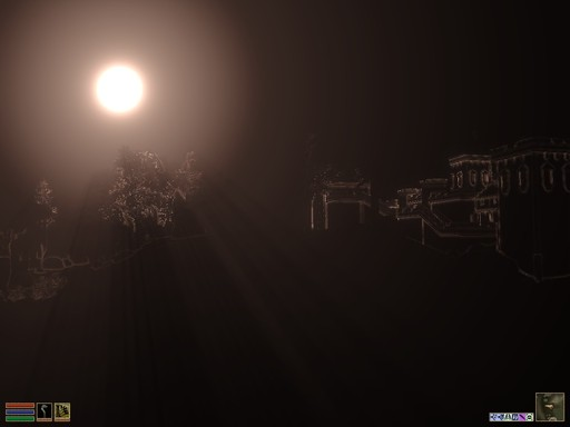 Elder Scrolls III: Morrowind, The - На склонах Красной горы
