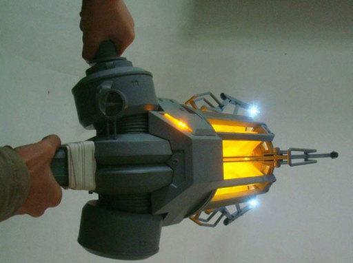 Half-Life 2 - Получаем гравитационную пушку