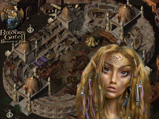 Baldur's Gate 2: Тени Амна - Знаете ли вы, что...